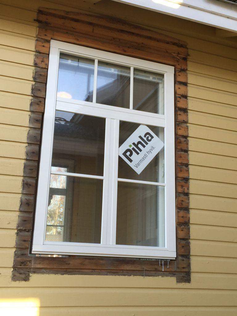 Pihla ikkunat